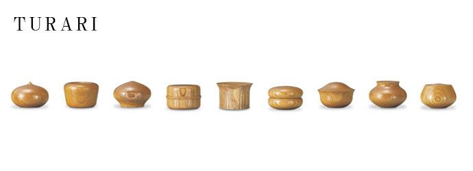 【おしゃれな木製小物入れ】我戸幹男商店 TURARI 蓋物シリーズ の取り扱いを始めました♪