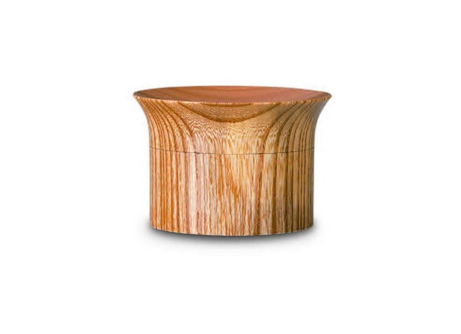 おしゃれな木製小物入れ【我戸幹男商店】TURARI 蓋物 皿~山中漆器の小物入れ~